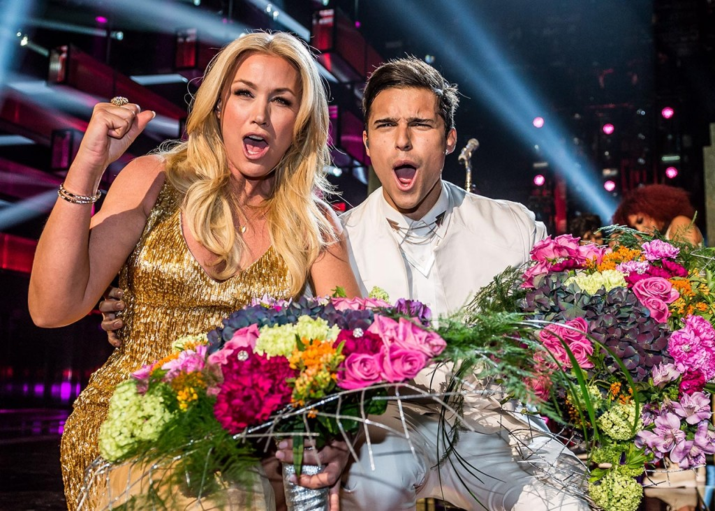 SAAADE & JESSICA VIDARE till FINAL! / Melodifestivalen 2015